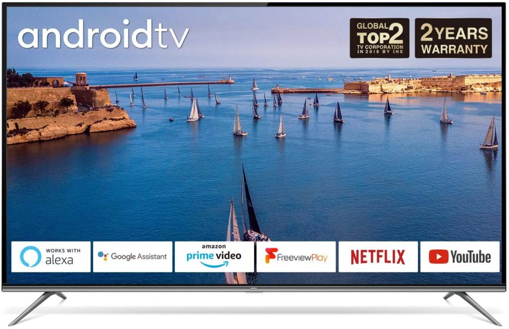 TCL 4 Series Boxing Day TV Deal